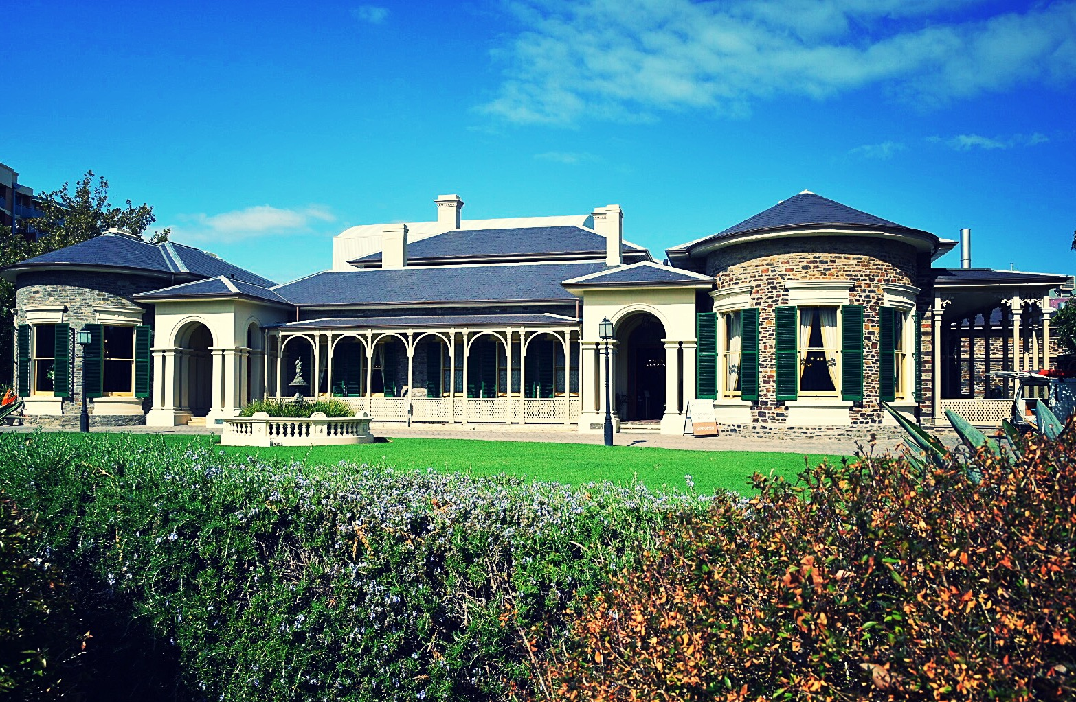 Wohnhaus in Adelaide